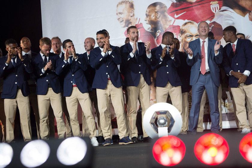 Szalone świętowanie mistrzostwa Francji