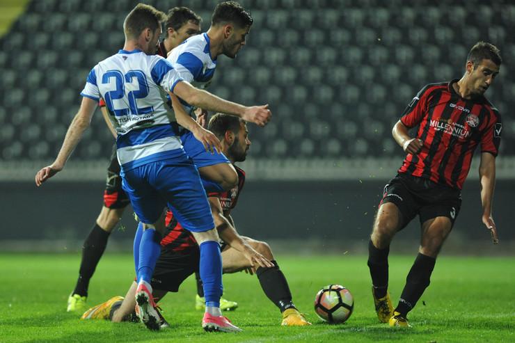 FK Sloboda Užice, FK Borac Čačak