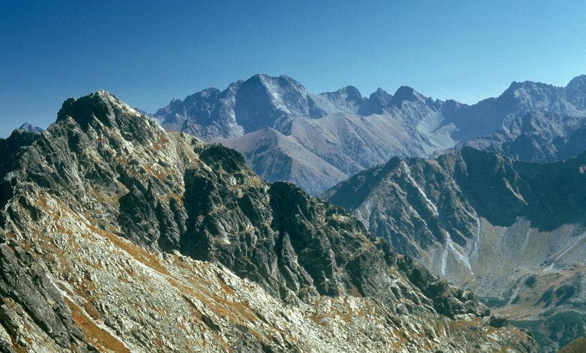 Tragedia w Tatrach. Nie żyje polski turysta