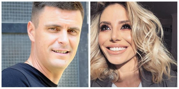 Vuk Kostić i Ana Mihajlovski
