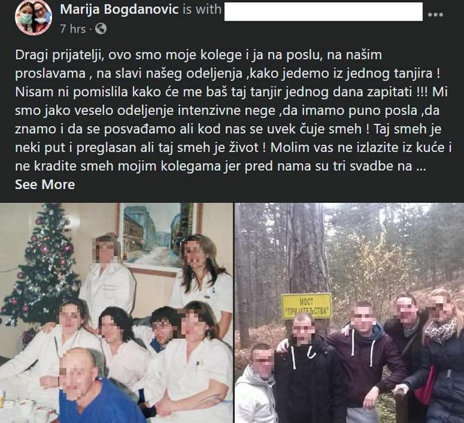 Kolege Marije Bogdanović