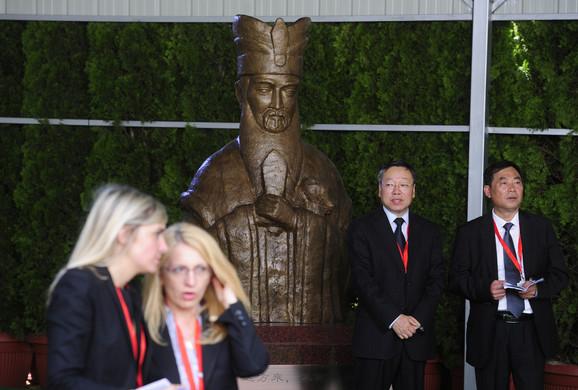 Spomenik Konfučiju