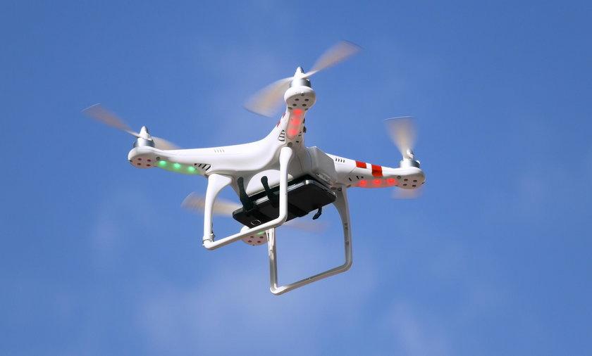 Dron mógł zderzyć się z Boeingiem 777
