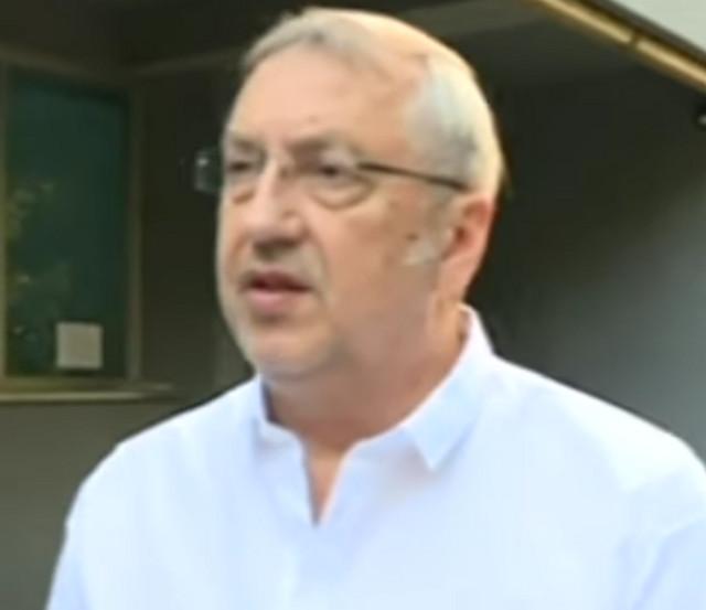 Direktor Doma zdravlja Palilula dr Aleksandar Stojanović