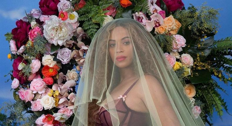 This pregnancy photo Beyonce shared on Instagram is now the most liked picture on the platform.
