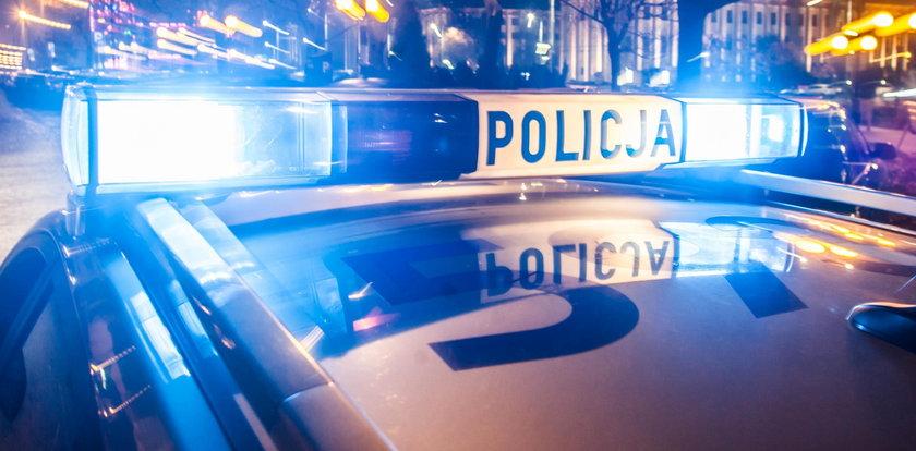Napad na bank we Wrocławiu. Padły strzały