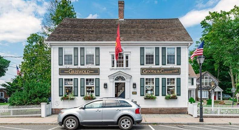 Essex, Connecticut: A small town where history lives on