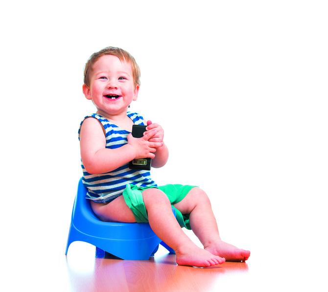Odviknite bebu od pelena za sedam dana