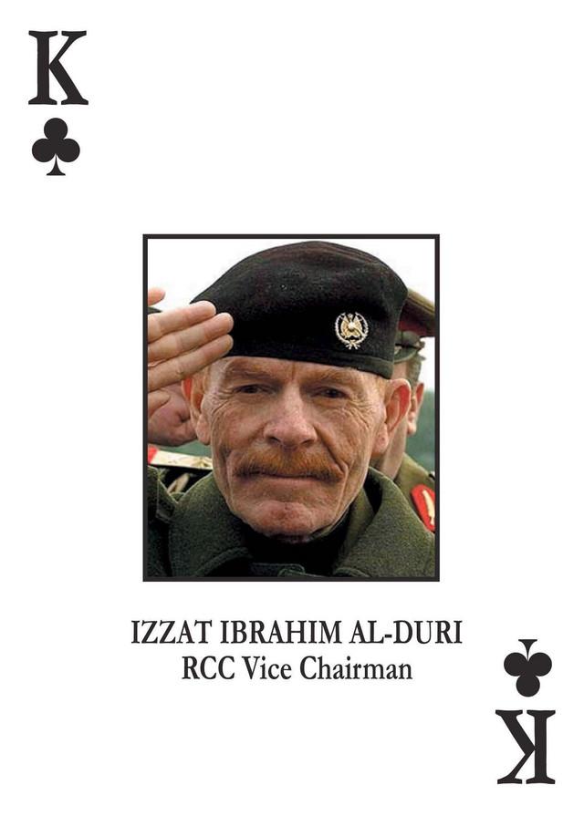 Izat Ibrahim al-Duri