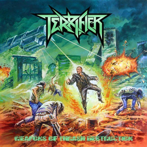 "TERRIFIER – ""Weapons Of Thrash Destruction"""