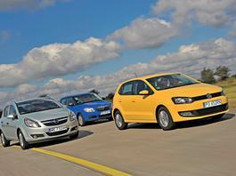 Opel Corsa, Skoda Fabia i VW Polo – szukamy najlepszego auta do miasta za 15-20 tys. zł