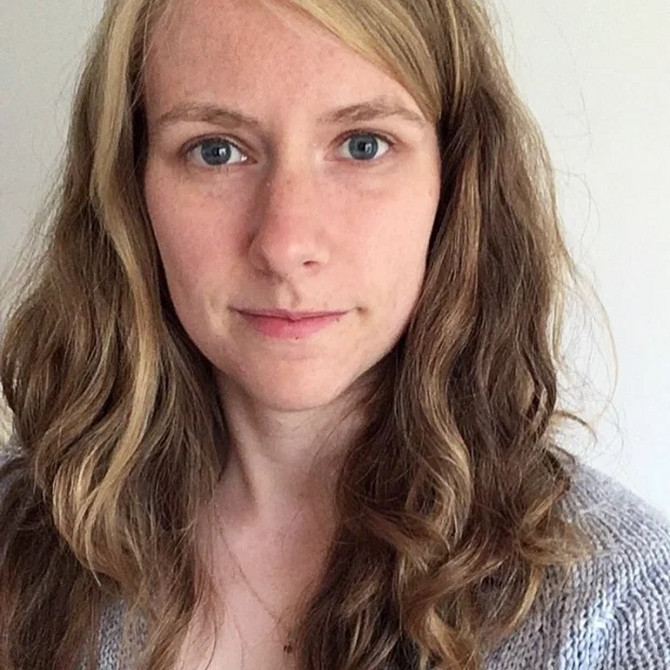 Blogerka Zoi Pauel
