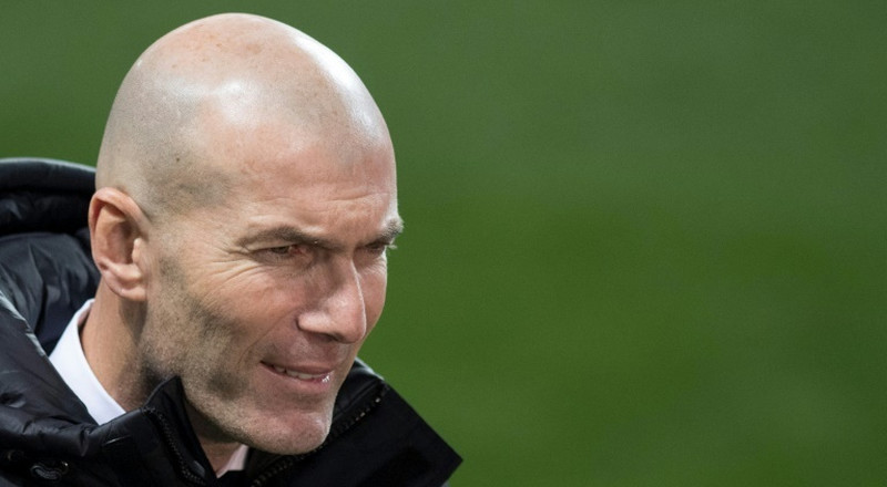 Real Madrid coach Zidane positive for Covid-19: club