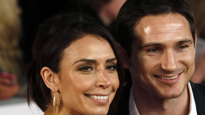Christine Bleakley i Frank Lampard