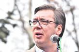 Aleksandar Vučić, Vrbas