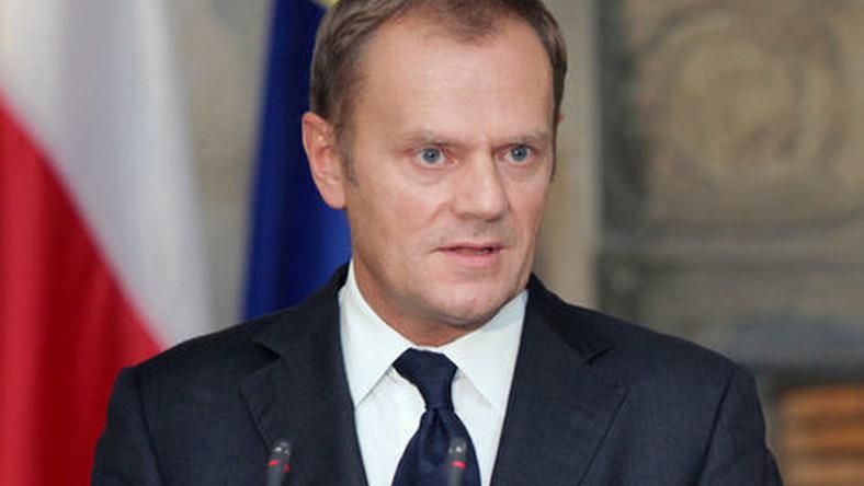 """Kopacz broni Tuska. """"Wspólnota Europejska mówi jednym głosem"""""""