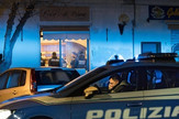 Policija Ostija Italija EPA Massimo Percossi