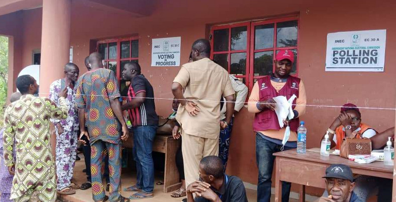 Voting yet to start at this polling unit (TheCable)