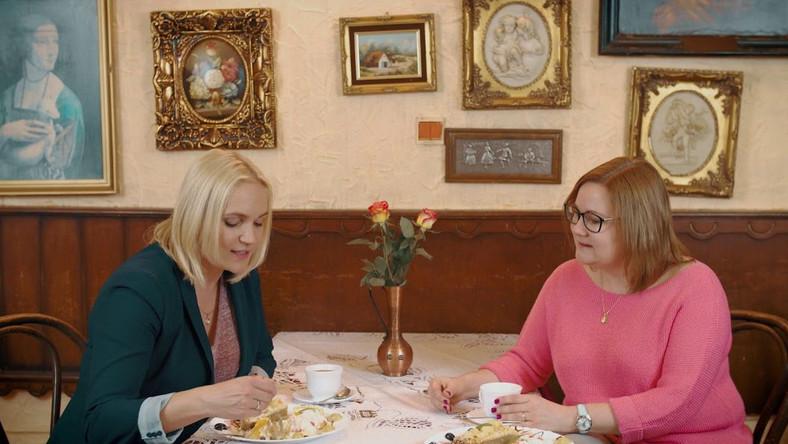 Dominika Figurska i Małgorzata Terlikowska