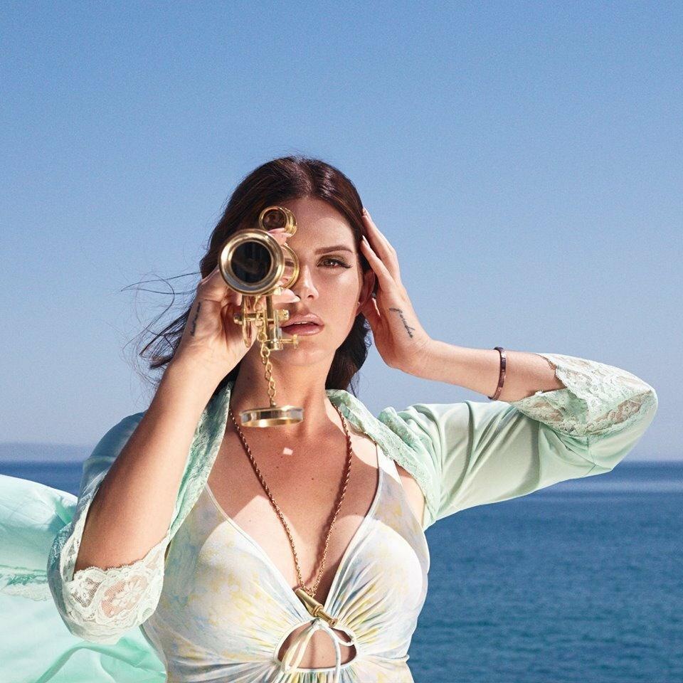 Lana Del Rey w 2015 roku