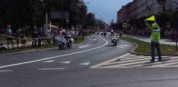 Wpadka na Tour de Pologne. Kolarze ominęli trasę w Tarnowskich Górach