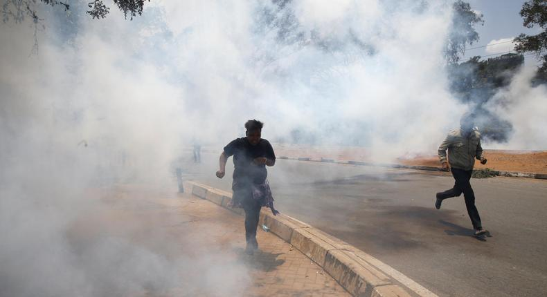 MPs teargassed after visiting Charles Ngajua