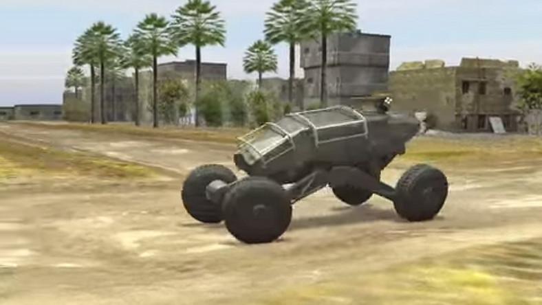 Opublikowana w internecie animacja prezentuje wóz, który jest w stanie uchylać się przed pociskami na kilka sposobów, m.in. dzięki dużemu przyspieszeniu...