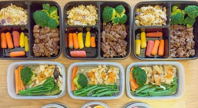 If you're end goal is to embrace healthy living then meal prep is the way to go.