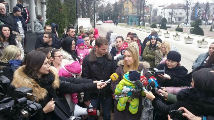 protest Banjaluka majke