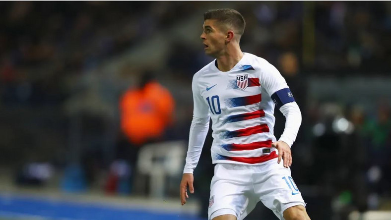 8de93ed61 Christian Pulisic   profile on Chelsea and United States of America ...