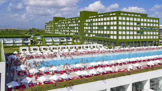 Još jedan pogled na hotel Adam Eve *
