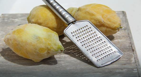 Mrożona cytryna to perfekcyjne lekarstwo