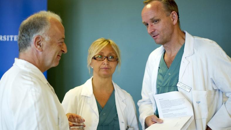 Chirurdzy, którym udało się przeszczepić macicę córce, pobraną od matki