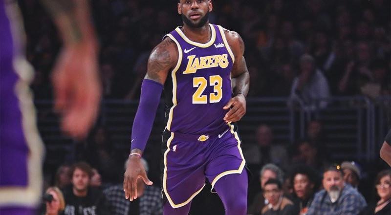 LeBron James moves past Michael Jordan in NBA all-time scoring as Lakers lose to Nuggets
