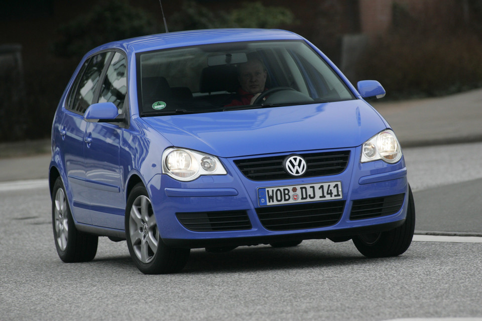 10. VW Polo IV 2001-09