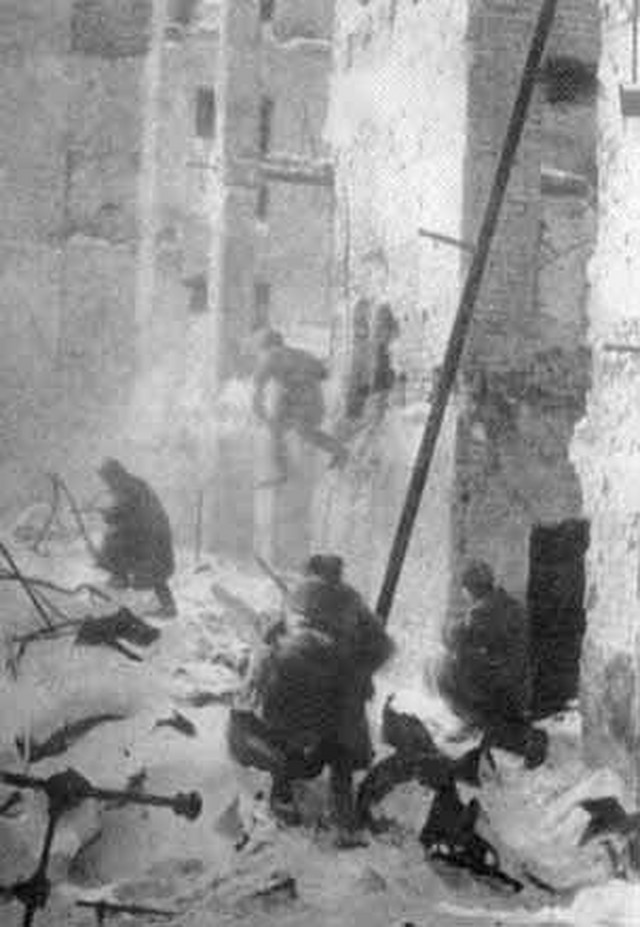 Borba na ulicam Staljingrada