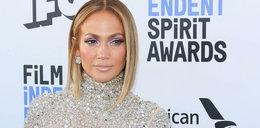 Jennifer Lopez pokazała się bez makijażu o poranku