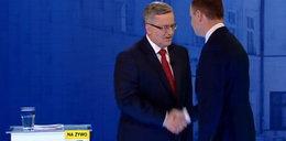 Duda kontra Komorowski! Kto wygrał debatę w TVN!