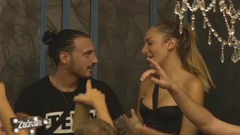 Lazar Jeremić priznao da mu se sviđa blogerka: Evo kako je reagovala Luna na njegove izlive emocija! VIDEO