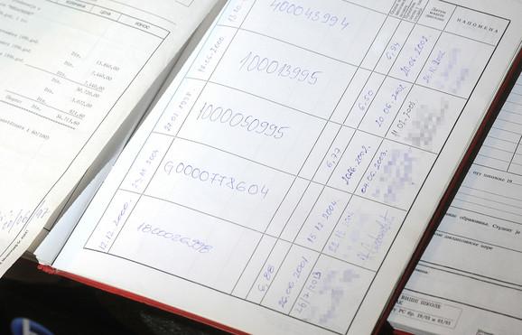 Potpis o preuzetoj diplomi