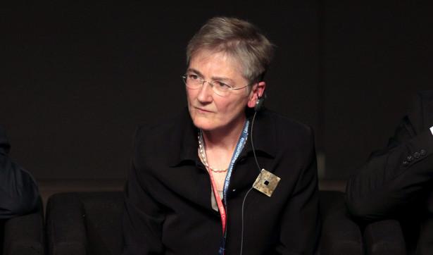 Judy Dempsey z think tanku Carnegie Europe