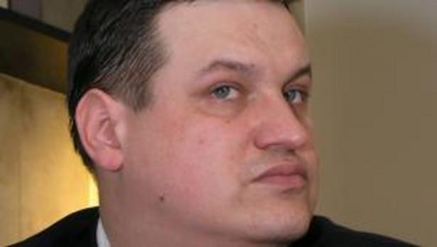 Jacek Męcina, wiceminister pracy. Wcześniej szef zespołu prawa pracy Komisji Trójstronnej
