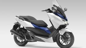 Premiera nowego skutera Honda Forza 125