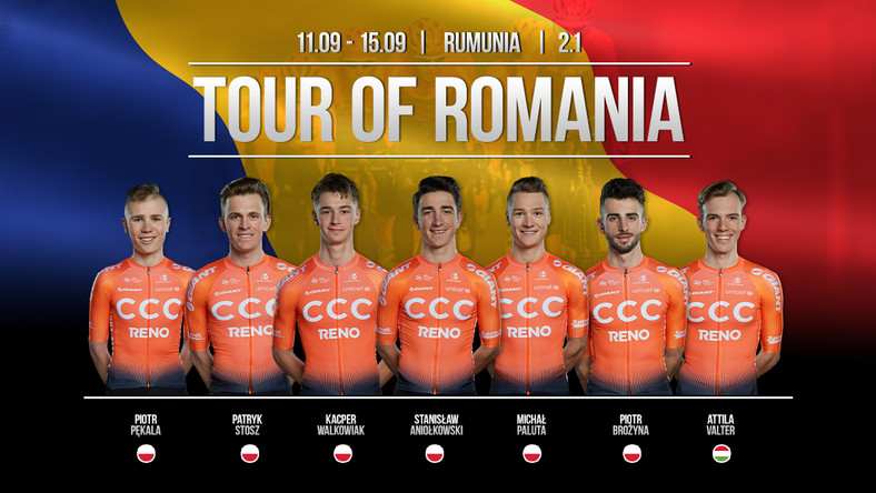 CCC Development Team na Tour of Romania