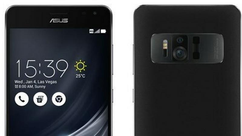 Asus Zenfone AR i Asus ZenFone 3 Zoom