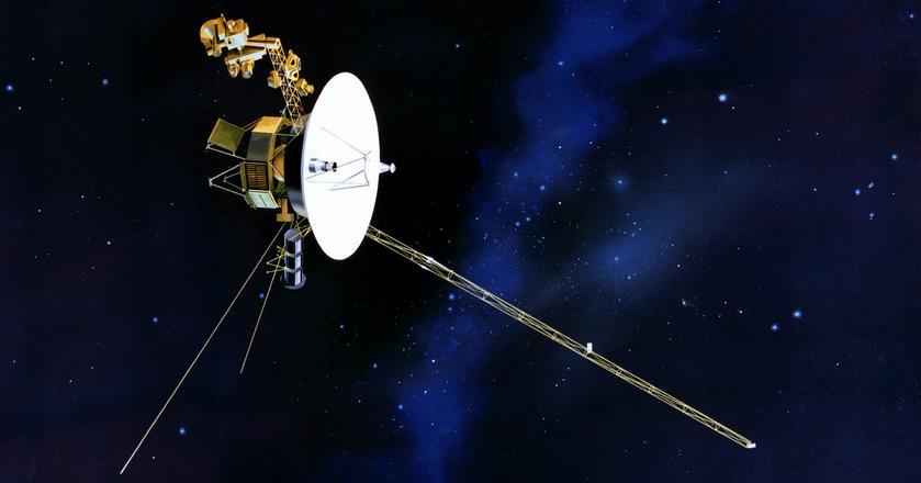 Niedawno minęło 40 lat od startu sond Voyager
