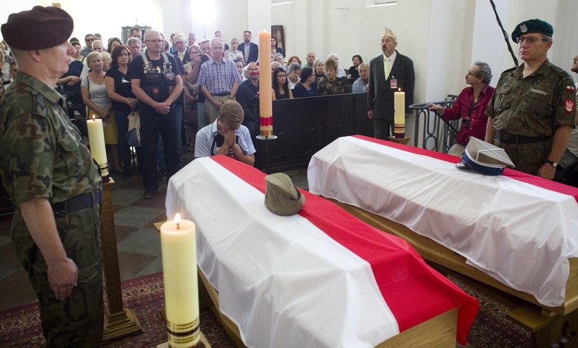 pogrzeb Inki i Zagończyka