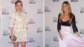 Sarah Jessica Parker i Diane Kruger na jednej imprezie. Która wygląda lepiej?