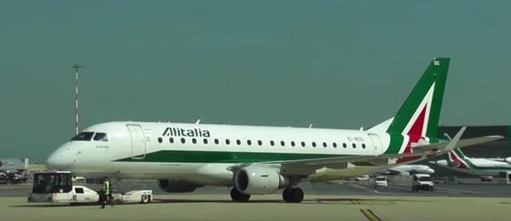 Alitalia sc youtube