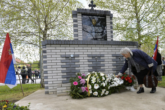 Osveštana spomen-česma posvećena deci žrtvama NATObombarodvanja